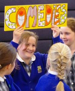 comedies sign